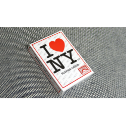 Bicycle I Love NY Playing Cards wwww.magiedirecte.com