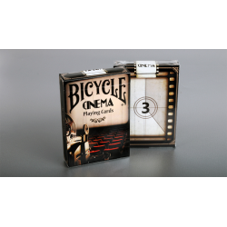Bicycle Cinema Playing Cards by Collectable Playing Cards wwww.magiedirecte.com