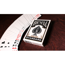 Bicycle Noir Playing Cards by USPCC wwww.magiedirecte.com