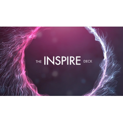 INSPIRE DECK - Morgan Strebler wwww.magiedirecte.com