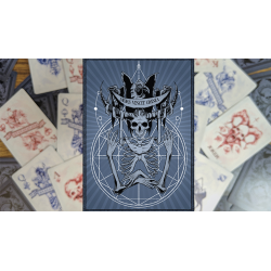 Mors Vincit Omnia Playing Cards by Any Means Necessary wwww.magiedirecte.com