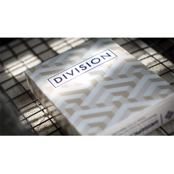 Division Playing Cards wwww.magiedirecte.com