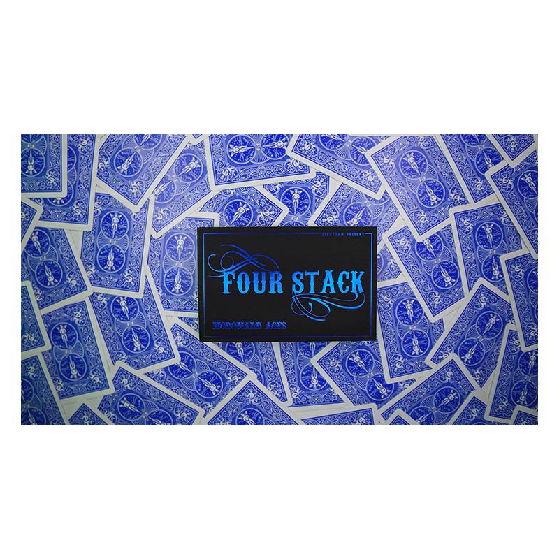 FOUR STACK (Bleu) - Zihua wwww.magiedirecte.com
