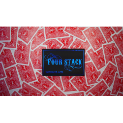 FOUR STACK (Rouge) - Zihua wwww.magiedirecte.com