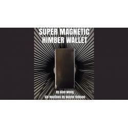 SUPER MAGNETIC HIMBER WALLET- Alan Wong wwww.magiedirecte.com