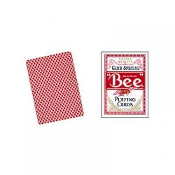 Bee Poker size (Red) wwww.magiedirecte.com