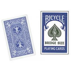 Cards Bicycle Bridge (Bleu) wwww.magiedirecte.com