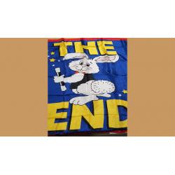 FOULARD THE END (45cm) wwww.magiedirecte.com