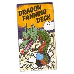 Dragon Fanning Deck Royal wwww.magiedirecte.com