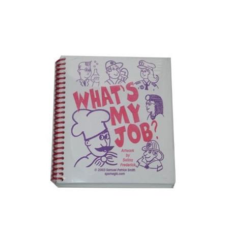 Pocket size What's My Job? wwww.magiedirecte.com