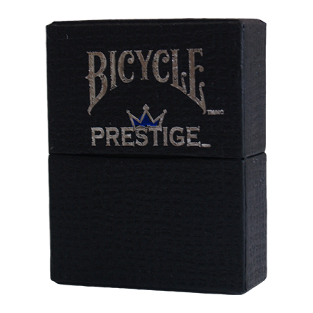 Cards Bicycle Prestige (Bleu) USPCC wwww.magiedirecte.com