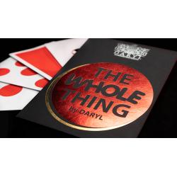 THE (W)HOLE THING STAGE - DARYL wwww.magiedirecte.com