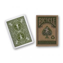 Cards Bicycle Eco Edition USPCC wwww.magiedirecte.com
