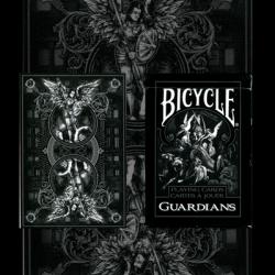 Cards Bicycle Guardian USPCC wwww.magiedirecte.com