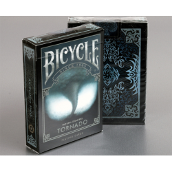 """Bicycle Natural Disasters """"Tornado"""" by Collectable Playing Cards wwww.magiedirecte.com"""