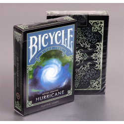 """Bicycle Natural Disasters """"Hurricane"""" by Collectable Playing Cards wwww.magiedirecte.com"""