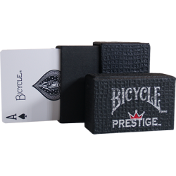 Cards Bicycle Prestige (Rouge) USPCC wwww.magiedirecte.com