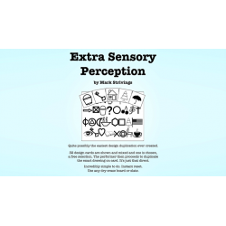 EXTRA SENSORY PERCEPTION - Mark Strivings wwww.magiedirecte.com