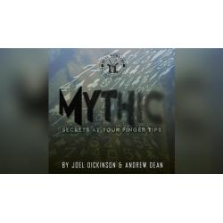 MYTHIC - Joel Dickinson & Andrew Dean wwww.magiedirecte.com