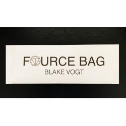 FOURCE BAG - Blake Vogt wwww.magiedirecte.com