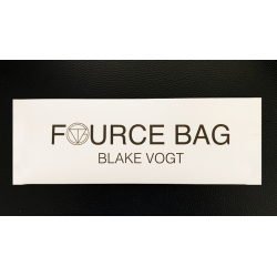 Fource Bag (Gimmicks and Online Instructions) by Blake Vogt - Trick wwww.magiedirecte.com