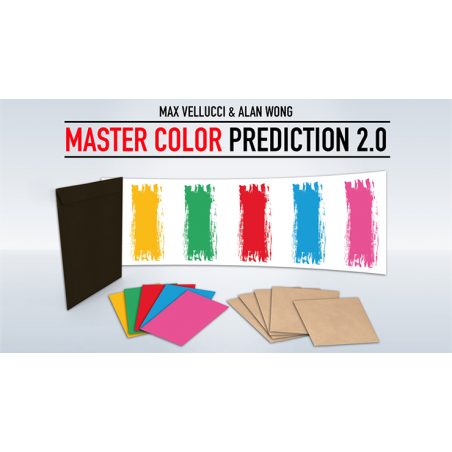 Master Color Prediction 2.0 by Max Vellucci and Alan Wong - Trick wwww.magiedirecte.com