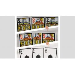 JUMBO MONTE PLUS by JL Magic - Trick wwww.magiedirecte.com