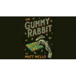 GUMMY RABBIT by Matt Mello - Trick wwww.magiedirecte.com