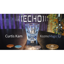 Echo (Gimmicks and Online Instructions) by Curtis Kam - Trick wwww.magiedirecte.com
