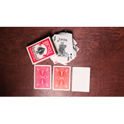 Bicycle Fuchsia Playing Cards by USPCC wwww.magiedirecte.com
