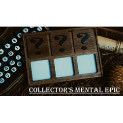 Collectors Mental Epic (Gimmicks and Online Instructions) by Secret Factory - Trick wwww.magiedirecte.com