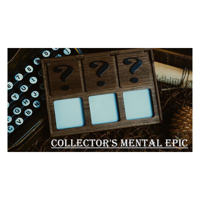 COLLECTORS MENTAL EPIC MINI - Secret Factory wwww.magiedirecte.com