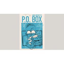 Nick Diffatte's P.O. Box (Gimmicks and Online Instructions) - Trick wwww.magiedirecte.com