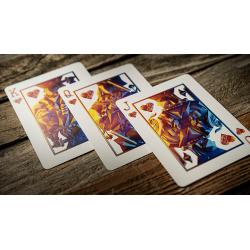 MEMENTO MORI GENESIS PLAYING CARDS wwww.magiedirecte.com