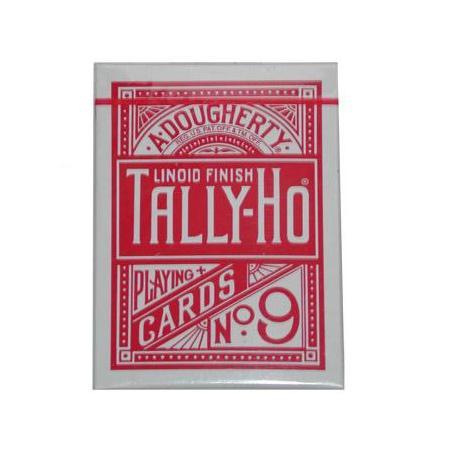TALLY HO FAN BACK (Rouge) wwww.magiedirecte.com