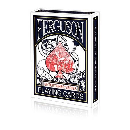 Rich Ferguson The Ice Breaker Playing Cards wwww.magiedirecte.com