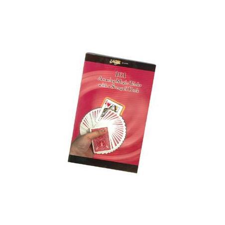 101 TRICKS WITH A SVENGALI DECK - Royal Magic wwww.magiedirecte.com