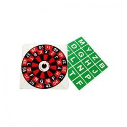 Alphabet Roulette by Royal Magic - Trick wwww.magiedirecte.com