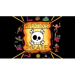 PIRATE ADVENTURE (Gimmicks and Online Instructions) by Mago Flash - Trick wwww.magiedirecte.com