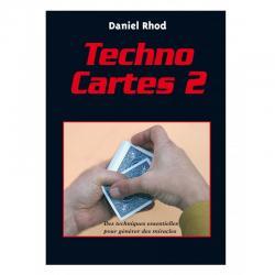 TECHNOCARTES VOL 2 - LIVRE wwww.magiedirecte.com