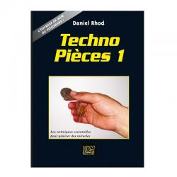 TECHNOPIECES VOL 1 - LIVRE wwww.magiedirecte.com