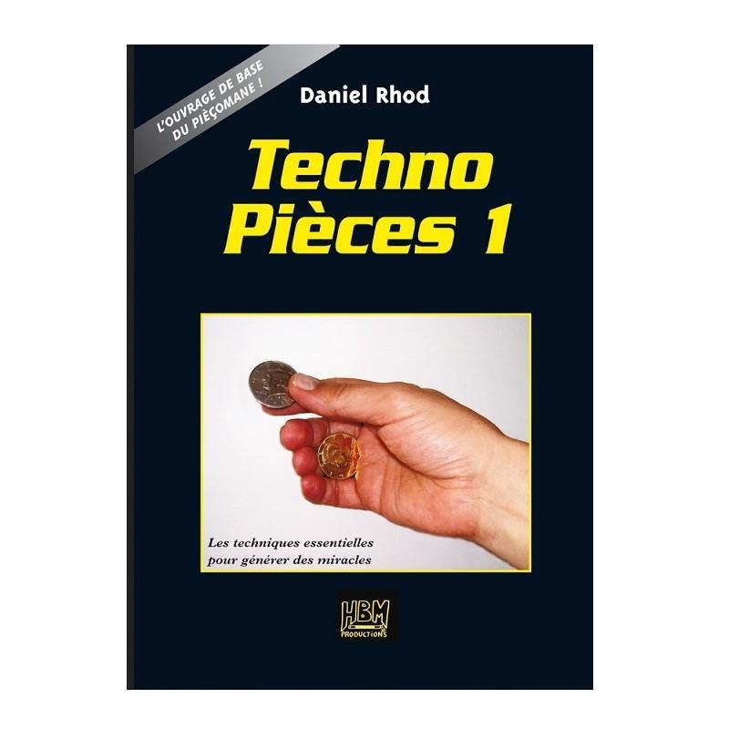 TECHNOPIECES VOL 1 - LIVRE wwww.magiedirecte.com