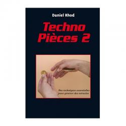 TECHNOPIECES VOL 2 - LIVRE wwww.magiedirecte.com