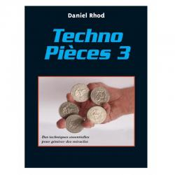 TECHNOPIECES VOL 3 - LIVRE wwww.magiedirecte.com