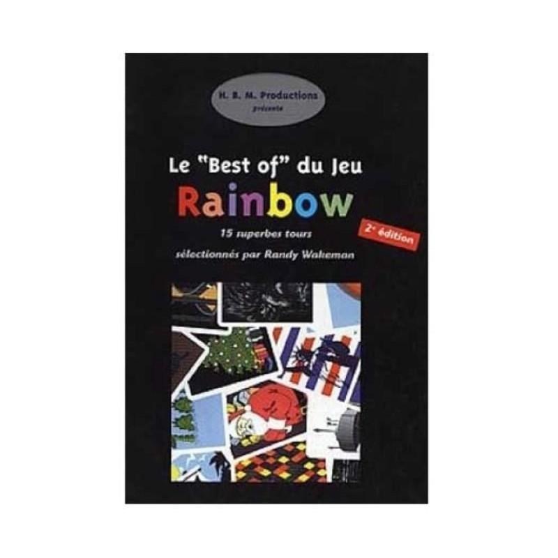BEST OF JEU RAINBOW - LIVRE wwww.magiedirecte.com