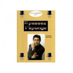 PASSER L' EPONGE - LIVRE wwww.magiedirecte.com