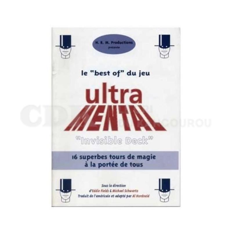 BEST OF JEU ULTRA MENTAL - LIVRE wwww.magiedirecte.com