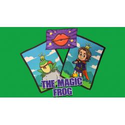 THE MAGIC FROG - Magic and Trick Defma wwww.magiedirecte.com