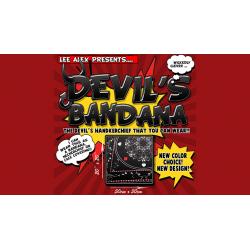 Devil's Bandana (Black) by Lee Alex - Trick wwww.magiedirecte.com