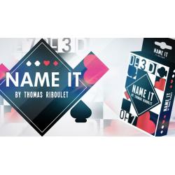 Name It de Thomas Riboulet & Magic Dream wwww.magiedirecte.com